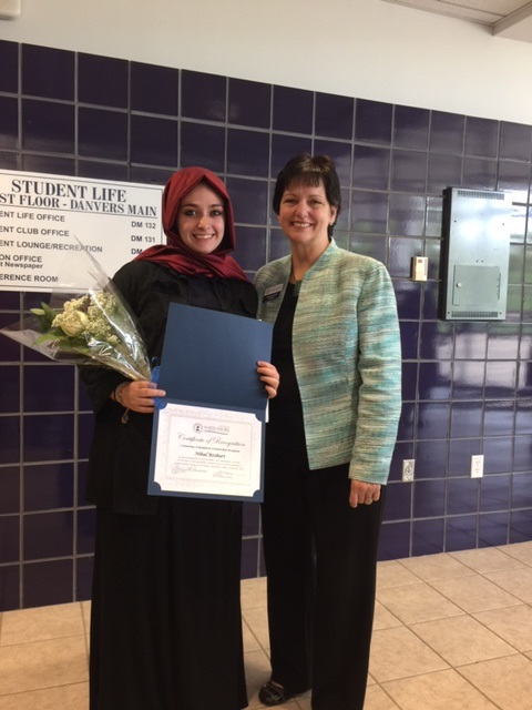 Knowledge Academy Alumni receives Cummings Scholarship