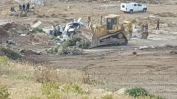 Palestine: Israel destroys land, trees in East Jerusalem