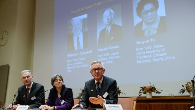 3 Scientists Share Nobel Medicine Prize