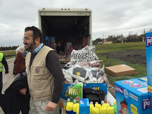 Zakat Foundation responds to North Dallas Tornado
