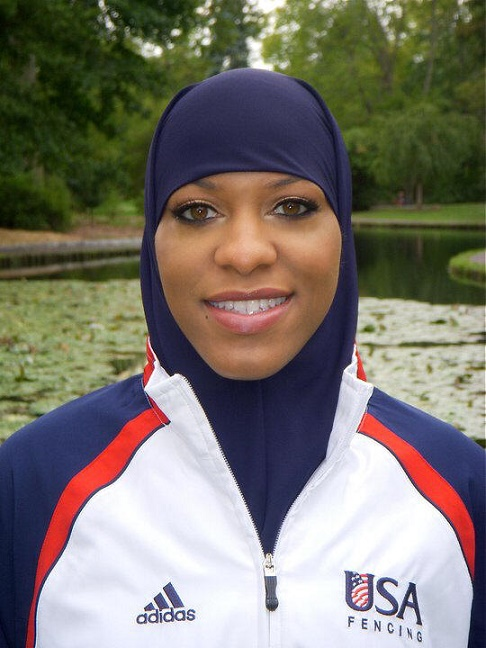 Ibtihaj Muhammad First Hijabi Olympic Athlete