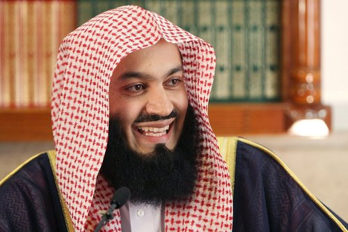 MUFTI MENK CRYING