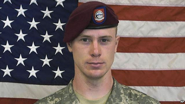 American POW Bergdahl Returned to Active Duty