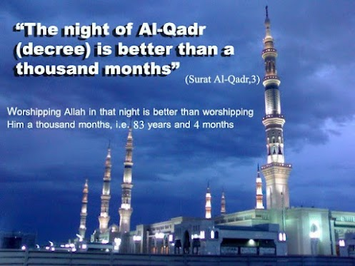 Laila-tul-Qadr - Some best practices
