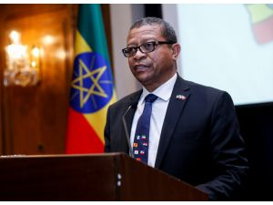 CORRECTS - Ethiopia inaugurates Istanbul Consulate General office
