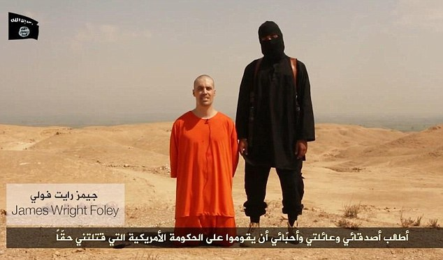 ISNA Condemns ISIS Execution of Journalist J.W. Foley
