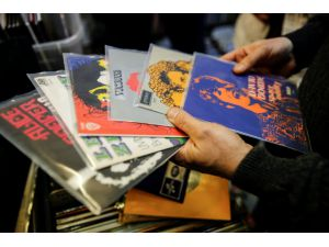 Collectors of rare vinyl LPs find treasure trove in Turkey
