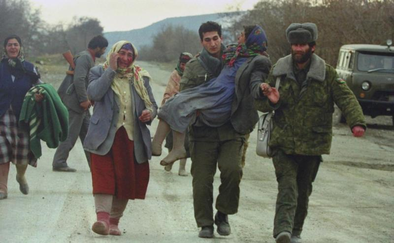 TASC Condemns Khojaly Massacre on 27th Anniversary February 26, 1992
