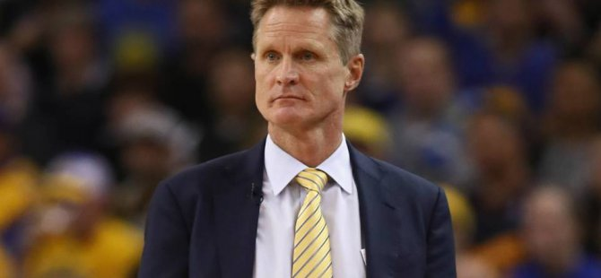 Steve Kerr Answered Our Questions about Golden State Warriors