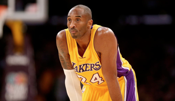 NBA legend Kobe Bryant dies in helicopter crash