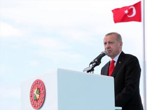 UPDATE - Turkish president marks Youth and Sports Day