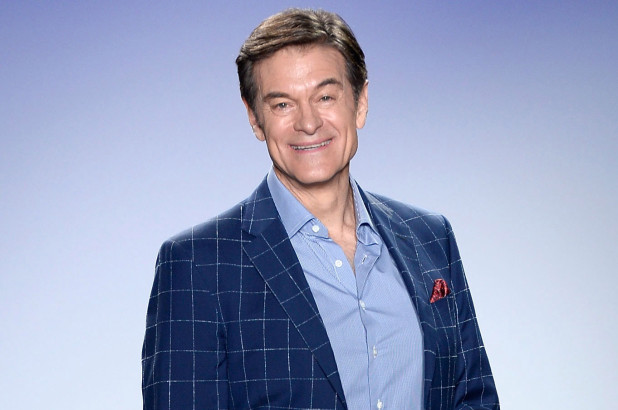 "Dr. Oz ""Don't forget to clean these 10 hidden surfaces."""