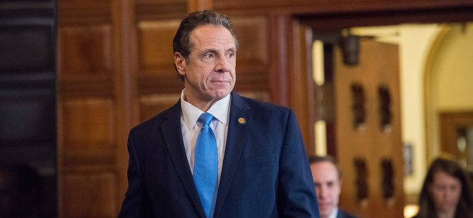 US: New York governor extends shutdown until May 15