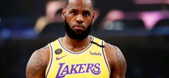 LeBron says he is ready to finish NBA season
