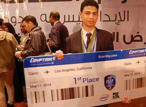 CAIR-LA Helps Egyptian Teen Inventor Seek Asylum in U.S.