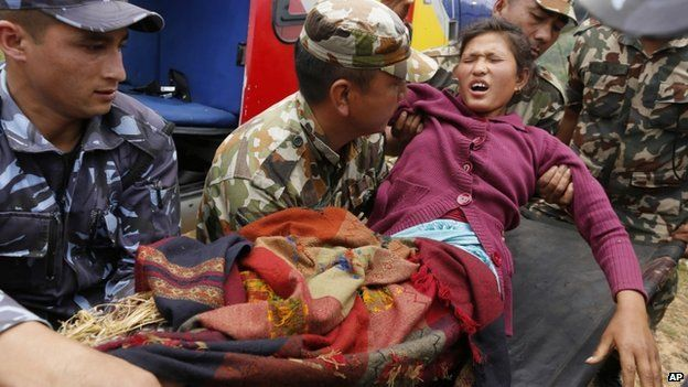 Nepal earthquake: Official mourning declared for victims