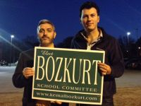 Kemal Bozkurt Elected School Committee Member of Lawrence, MA