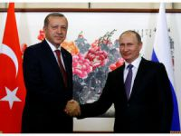 Putin wishes Turkish counterpart Erdogan happy birthday