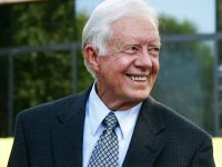PRESIDENT CARTER WILL BE AT THE ISNA CONVENTION
