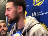 NBA Star Thompson answers our question