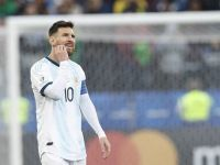 Messi banned from international matches for 3 months