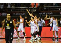 Anadolu Efes win Turkish Basketball Presidential Cup