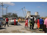 Suicide attack kills 30+ in Somali capital Mogadishu