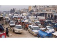 Syria: 40,000 flee attacks in Idlib over last 2 days