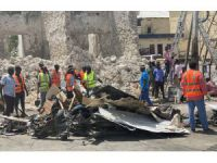 UPDATE - Suicide car bomb blast wounds 7 in Somali capital