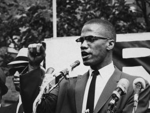 Malcolm X - The Last Speech - February 14, 1965 .
